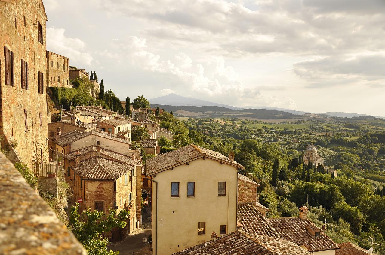 italy, tuscany, holidays
